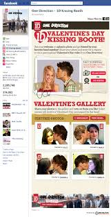 one direction valentines application spotlight one direction s day booth