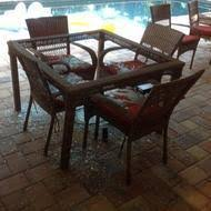 Top  Reviews And Complaints About Martha Stewart Outdoor - Glass top dining table home depot