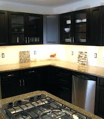 inside kitchen cabinets how to install lights above kitchen cabinets inside lighting