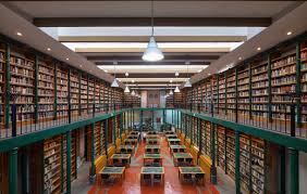 the most beautiful libraries in mexico city