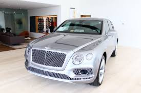 onyx bentley interior 2018 bentley bentayga w12 onyx stock 8n017800 for sale near