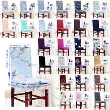 Dining Chair Cover Dining Room Chair Slipcovers Ebay