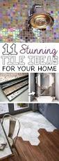 Creative Ideas For Kitchen 11 Stunning Tile Ideas For Your Home I Love These Tub