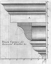 cornice historic cornice drawings by hand u0026 eye online