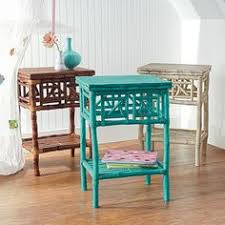 Wicker Accent Table Marte Rattan Side Table Rattan Bedrooms And Interiors