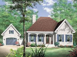 Plan 027h 0179 Find Unique House Plans Home Plans And Floor Small House Plans European