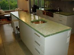 glass countertop kitchen examples of eco friendly glass countertops furniture u0026 home