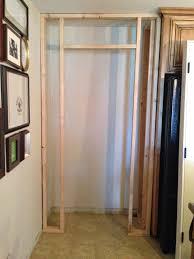 built pantry diy building kitchen pantry budget