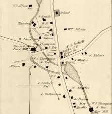 Map Of Berks County Pa A Journey To Potters Mills Story Maps As Mitigation