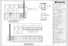 Kitchen Cabinet Construction by Kitchen Cabinet Detail Dwg Monsterlune Bathroom Cabinet Detail Tsc