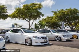 bagged lexus is250 aloha state style offset kings hawaii speedhunters