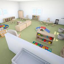 Designing A Preschool Classroom Floor Plan