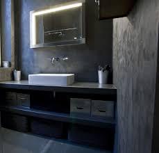 béton ciré sur carrelage mural cuisine beton cire salle de bain prix maison design bahbe com