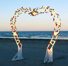 wedding arches to build heart arch stunning wedding arches how to diy or buy your own