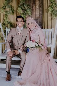 wedding dress syari wedding syari vovo bia by laksmi kebaya muslimah islamic