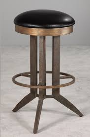 Backless Swivel Bar Stool Wesley Allen S Bolton Bar Stool With Swivel Free Shipping