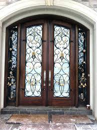 iron front door gate ornamental iron gallery orange county