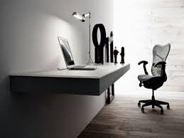 Floating Wall Desk Stunning Wall Desk Ideas Coolest Office Decorating Ideas With Wall