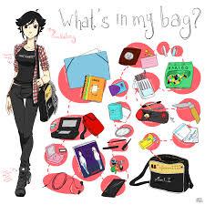 Meme Bag - anime bag meme art anime pinterest anime bag and artist