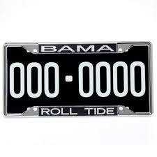 sdsu alumni license plate college auto accessories ncaa license plates college license