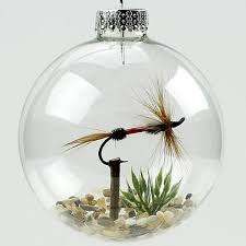 fly fishing ornaments busting water tackle