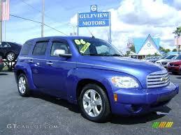 2006 Chevy Hhr Interior 2006 Daytona Blue Metallic Chevrolet Hhr Lt 544741 Gtcarlot Com