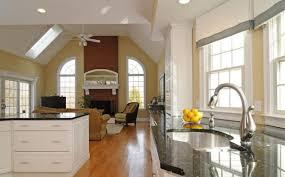 interior designs for kitchen and living room best kitchen designs
