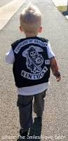 Sons Anarchy Costume Halloween Sons Anarchy Toddler Halloween Costume Halloween Costume