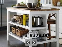 stenstorp kitchen island review size of kitchen cheap kitchen islands and carts portable