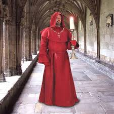 costume wizard robe monk u0027s robe and hood