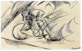 dynamism of a cyclist wikiwand