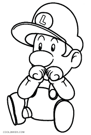 free princess peach coloring pages bowser jr print mario kart bros