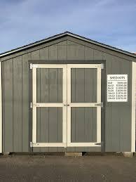 shed kits shur way building center