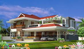 1 crore home 4700 square feet kerala home design bloglovin u0027