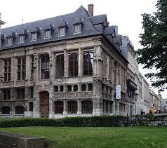 bureau des finances ancien bureau des finances à rouen pa00100802 monumentum