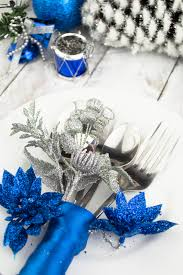 Christmas Table Decoration Ideas Blue Silver by Modern Christmas 2015 U2013 Decoration Ideas For Your Home