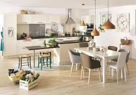 modele cuisine avec ilot plan cuisine ilot central table hopehousebabieshome info