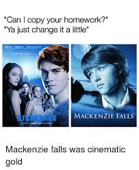 Mackenzie Meme - 25 best memes about mackenzie falls mackenzie falls memes