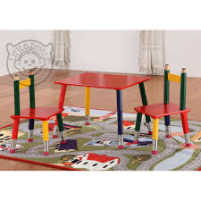 modern kids table furniture home pencil design kids table and chair set for kids