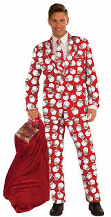christmas costumes santa tuxedo christmas costume 64 99 the costume land