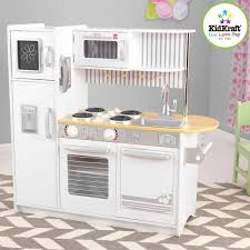 cuisine bois kidkraft cuisine kidkraft blanche uptown intérieur meubles