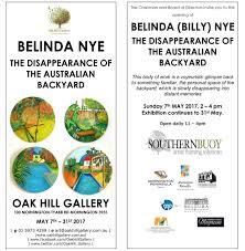 belinda billy nye u2013 the disappearance of the australian backyard