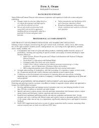 Resume For On Campus Job by Resume Templates Monster
