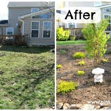 Easy Front Yard Landscaping - easy front yard landscaping top small ideas regarding inside on a