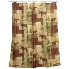 Cabin Shower Curtains Cabin Shower Curtains