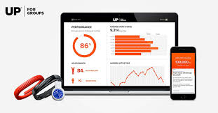 up for groups corporate wellness by jawbone