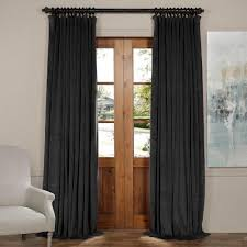 100 Curtains Exclusive Fabrics U0026 Furnishings Blackout Signature Gunmetal Grey