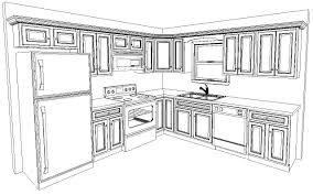 design layout for kitchen cabinets small kitchen ideas blueprint 10x10 kitchen plans