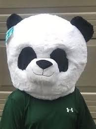 Deadmau5 Head Costume Halloween Panda Head Costume Ebay