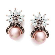 ear rings classic pearl and fancy earrings earrings fashion